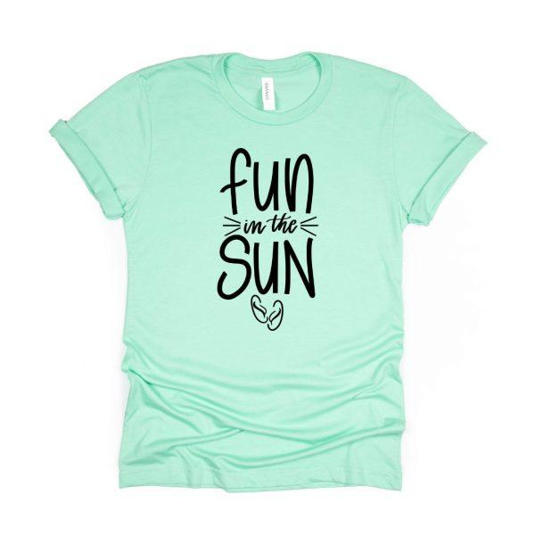 fun in the sun tee